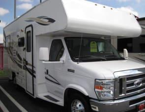 Coachmen RV Leprechaun 210QB Ford 350