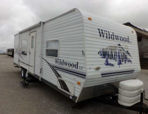 Forest River RV Wildwood 27RBS