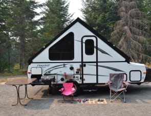 Forest River RV Flagstaff Hard Side T12RBST