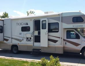 Fleetwood RV Tioga 31M