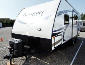 Keystone RV Passport 2400BH Grand Touring
