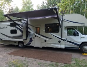 Thor Motor Coach Four Winds 30D Bunkhouse