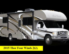 Thor Motor Coach Four Winds 26A