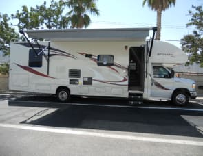 Jayco Ford Red Hawk