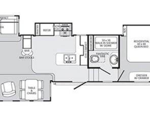 Sabre 34REQ S-6 Platinum Edition