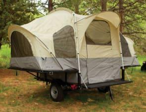 Lifetime Tent Trailer