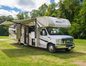 Coachmen RV Leprechaun 310BH Ford 450