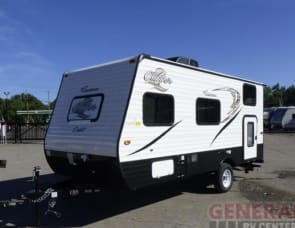 Coachmen Clipper Cadet 17CBH - The Nathan! Easy to Tow!