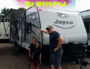 Jayco jayflight 26BH