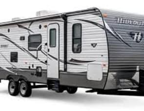 Hide out Travel trailer