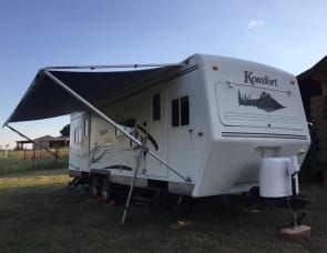 Komfort Trailblazer T279BS