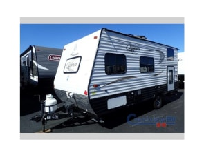 Coachmen Clipper - 17BH - The Amira! Easy to Tow!
