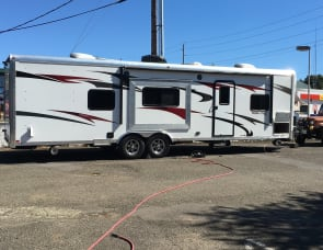 Forest River RV Work and Play 30WRS