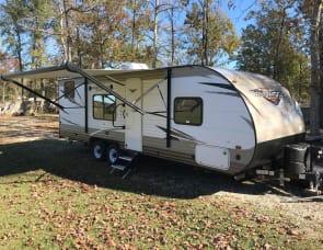 Forest River RV Wildwood X-Lite 261BHXL