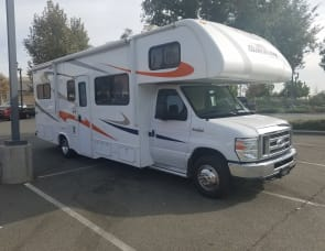 Forest River RV Sunseeker 2650S Ford