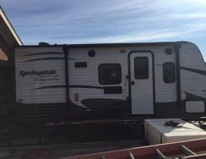 Keystone RV Springdale 1800BH