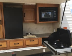Forest River RV Wildwood 29BHBS