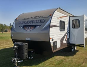 Forest River RV Wildwood 23RBS