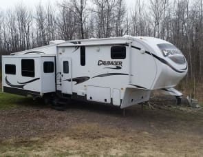 Prime Time RV Crusader 325RES