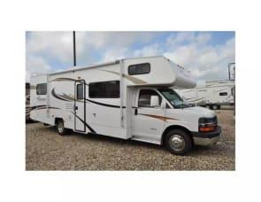 Coachmen RV Freelander 28QB Chevy 4500