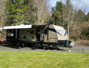 Winnebago Industries Towables Ultralite 31BHDS