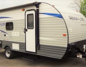 19' Gulfstream Amerilite travel trailer