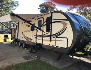 Forest River RV Salem Hemisphere Lite 312QBUD