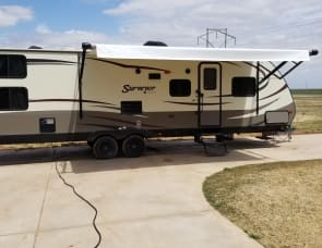 Forest River RV Surveyor 294QBLE