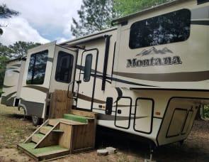 Keystone Montana 3711FL