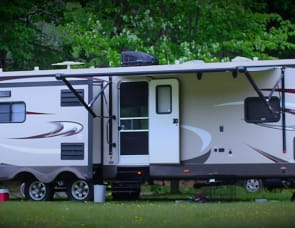 Forest River RV Wildwood Heritage Glen 300BH