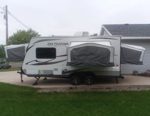 Jayco Jay Feather Ultra Lite X18D