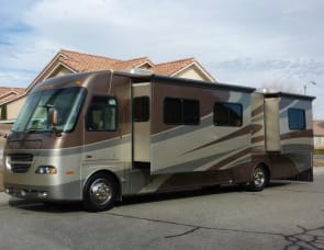 Southern Charm's  Bunk house Motorhome 36'
