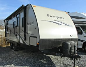 Keystone Passport Ultra Lite Grand Touring 2400BH - The Andrew!
