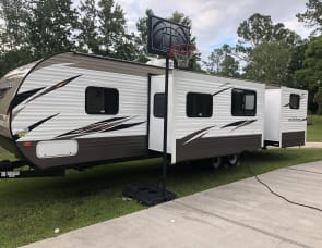 Forest River RV Wildwood 36BHBS