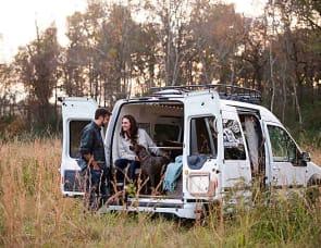 Alison Wondervan - 2 Person Campervan