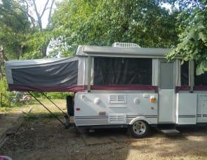 Fleetwood RV Nigeria Pop up camper