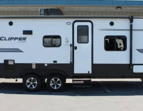 Coachmen Clipper 21BH - The Alexander!