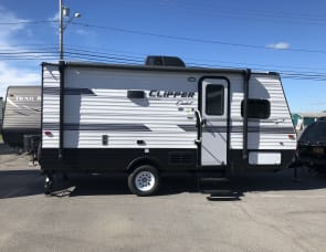 Coachmen Clipper Cadet 17BH