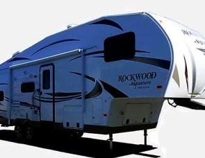 Forest River Rockwood w/Three Slides & Bunk Beds  (T14)