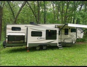 Keystone RV Cougar 336BHS