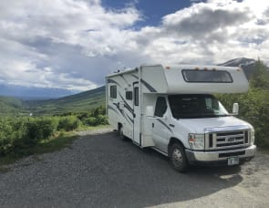 Coachmen RV Freelander 21QB  Ford 350