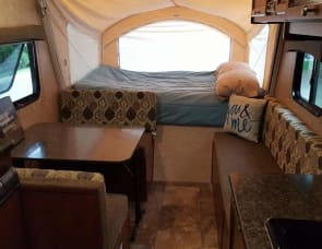 Coachman  16 rbd clipper