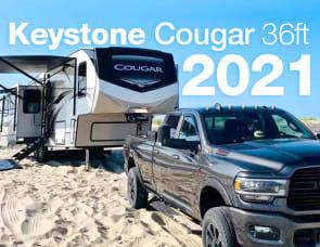 Keystone RV Cougar 316RLS