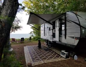 Forest River RV Salem Bunkhouse