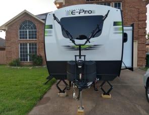 Forest River RV Flagstaff E-Pro 20bhs