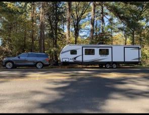 CrossRoads RV Sunset Trail Super Lite SS336BH