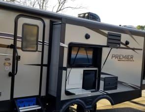 Keystone RV Premier Ultra Lite 34BIPR