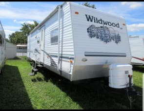 Forest River RV Wildwood 30BHBS