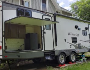 Forest River RV Wildwood 312QBUD