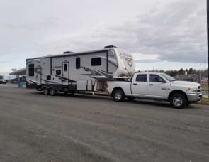 Keystone RV Carbon 337